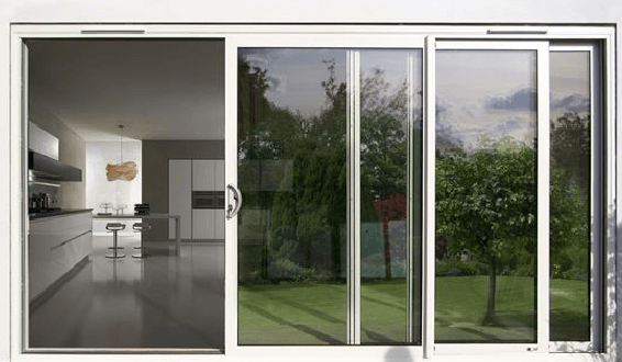 Aluminium Slider Door