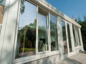 Aluminium Tilt & Turn Windows